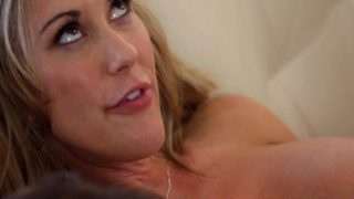 Moms Teach Sex – Mom seduces her virgin stepson